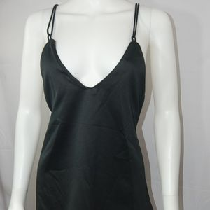 Missguided Cross Back Cami Top Sz 0